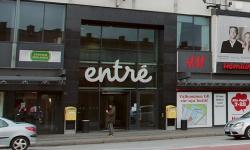 Entré blir Malmö Plaza