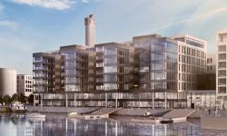 Skanska bygger nytt kontorsområde i Hammarby Sjöstad