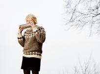 Åsa Gustafsson har musiken som ständig följeslagare