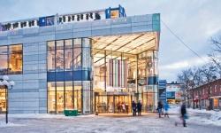 Nyputsad och prisad köpcentrumpärla