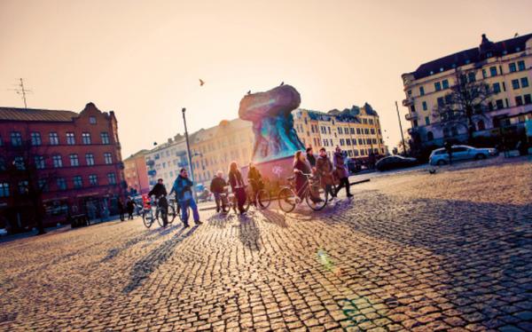 Malmö fortsätter att växa