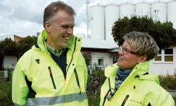Kyrkan ger stöd på arbetsplatserna i Stenungsund