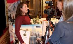 Sima Ghaemivann Årets Unga Fastighetskvinna