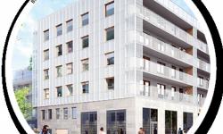 Fem företag etablerar sig i Norra Djurgårdsstaden