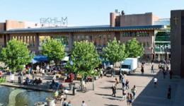Fyra nya hyresgäster till Skärholmen centrum
