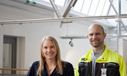 Volvo GTO - från motorprovningshall till huvudkontor
