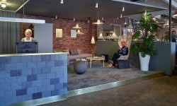 Hållbart hemtrevligt hos Brunnberg & Forshed arkitektkontor