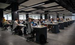 Fem tips för ett bra kontorslandskap