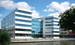 Getinges huvudkontor till Aurora på Lindholmen