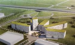 Peab utvecklar och bygger nytt kontor i Malmö