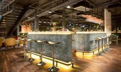 Europas fräckaste hotellbar finns på Lindholmen i Göteborg