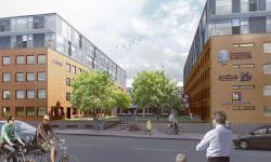 Stettin skapar kontor i bra läge