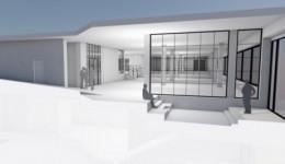 Nattklubb byggs om till kontorslokaler