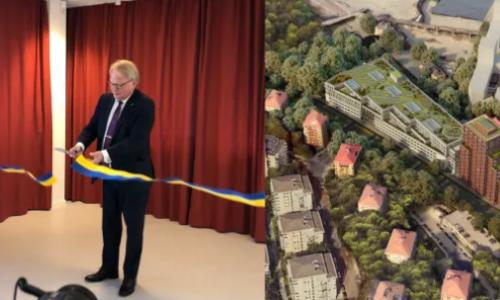 Convendum hyr 7 600 kvadratmeter vid Stureplan av Fabege
