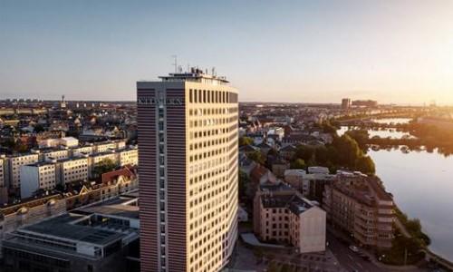 Skanska hyr ut i Sundsvalls första klimatneutrala kontorshus