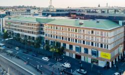 TRR hyr 1 070 kvadratmeter av Hufvudstaden