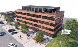 Klövern tecknar hyresavtal med Försäkringskassan i Halmstad