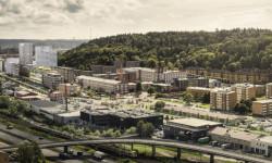 Husvärden tecknar flera nya avtal i Krokslätts Fabriker