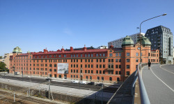 Tre starka varumärken nya hyresgäster hos Castellum i Stockholm