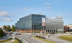 Philips hyr kontor i Järva Krog