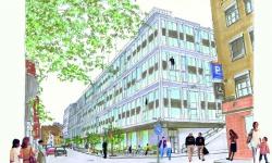 Newsec tar huvudkontor till Regeringsgatan