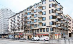 Convendum hyr ett eget hus på Odenplan