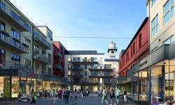 Fem nya hyresgäster i Signalfabriken i Sundbyberg