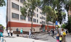 EQT hyr ut 14 000 kvadratmeter i Stockholm