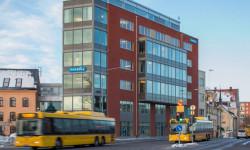 Vasakronan hyr ut 1 600 kvadratmeter till JM i Uppsala
