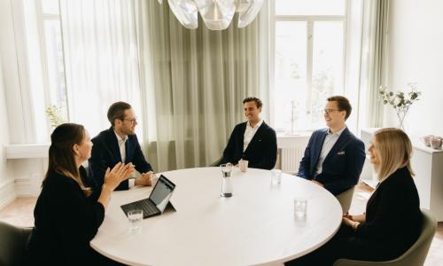 Revelop hyr ut 1 750 kvadratmeter i Nordic Forum