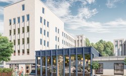 Södra Porten – moderna kontor i expansiva Mölndal