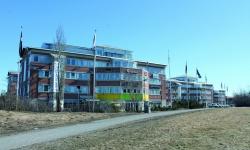 Länsförsäkringar till Fyrisborg i Uppsala