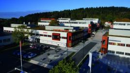 Handelsbanken till Pedagogen Park i Mölndal