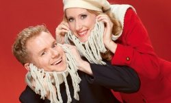 Peter Johansson sprider jul med Julen är här