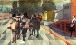 Konstfestival ska lyfta Järnmalmsgatan