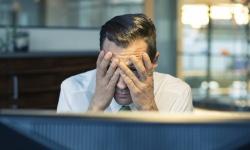 Roligt men stressigt på arbetsplatserna i Norden
