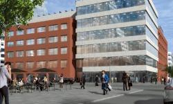 Hermod - Midrocs första Breeam-certifierade byggnad