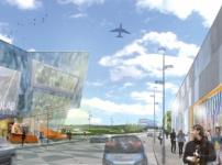 Arlanda ger plats för en världsunik flygplatsstad