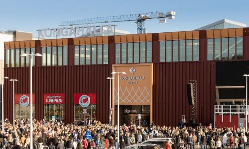 Kontor i Kongahälla – Kungälvs nya mötes- och handelsplats